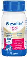 FRESUBIN 5 kcal SHOT Neutral Lösung